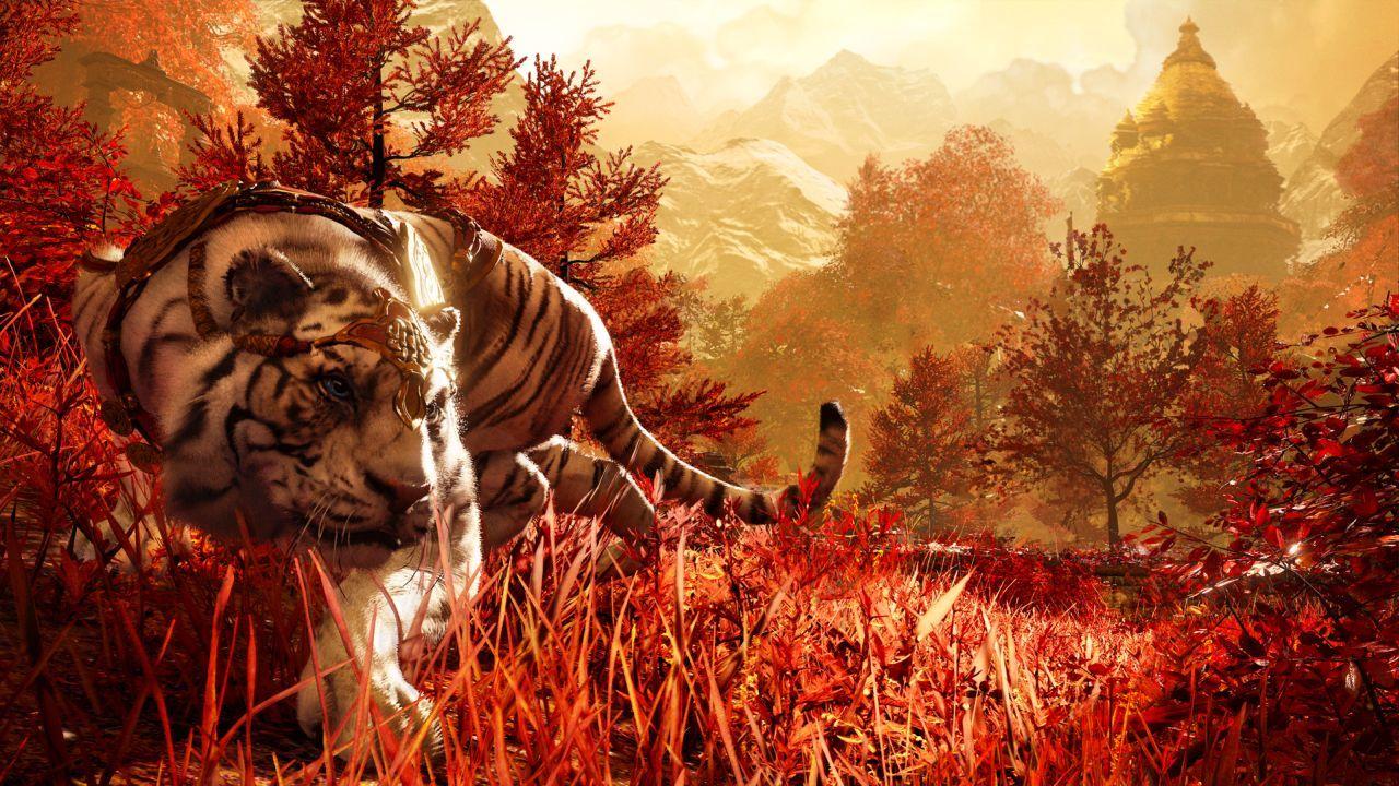 Far Cry: Primal  - игра получила рейтинг `М`