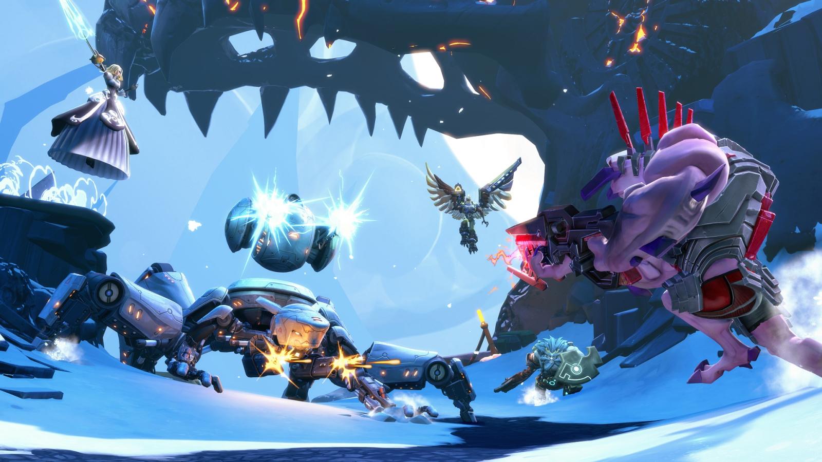 Battleborn - новые герои