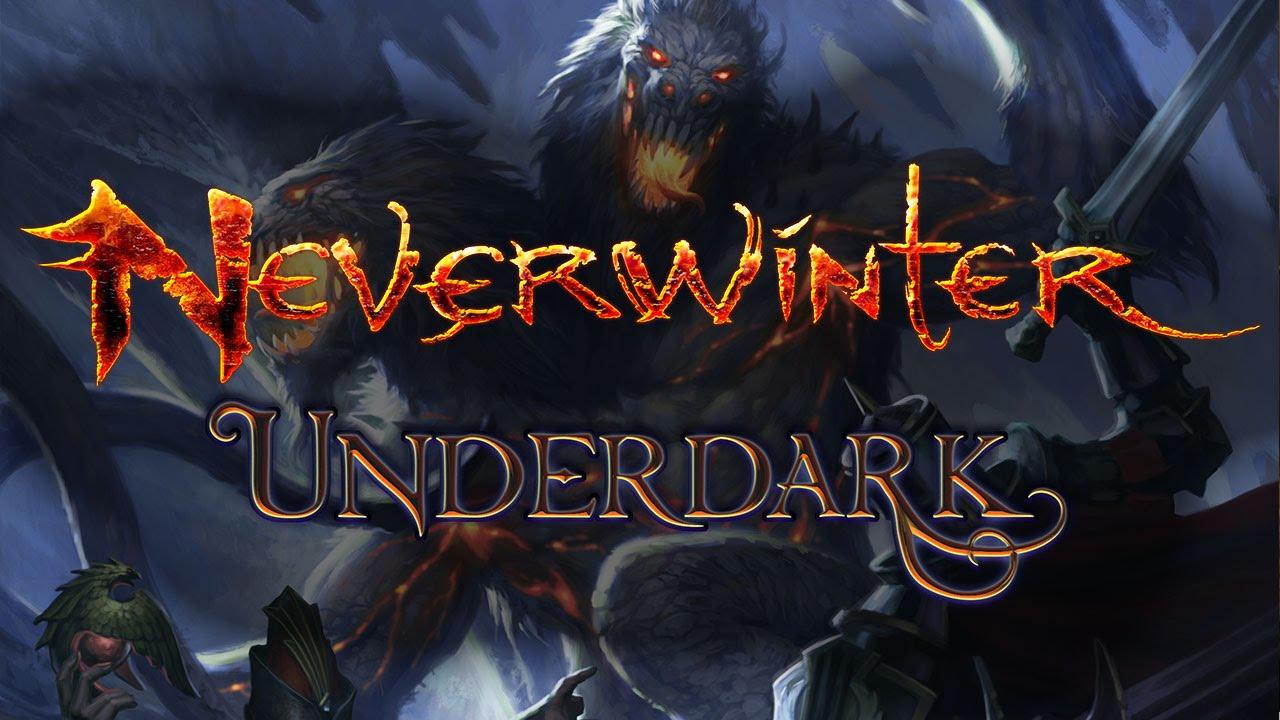 Neverwinter - дополнение `Underdark`
