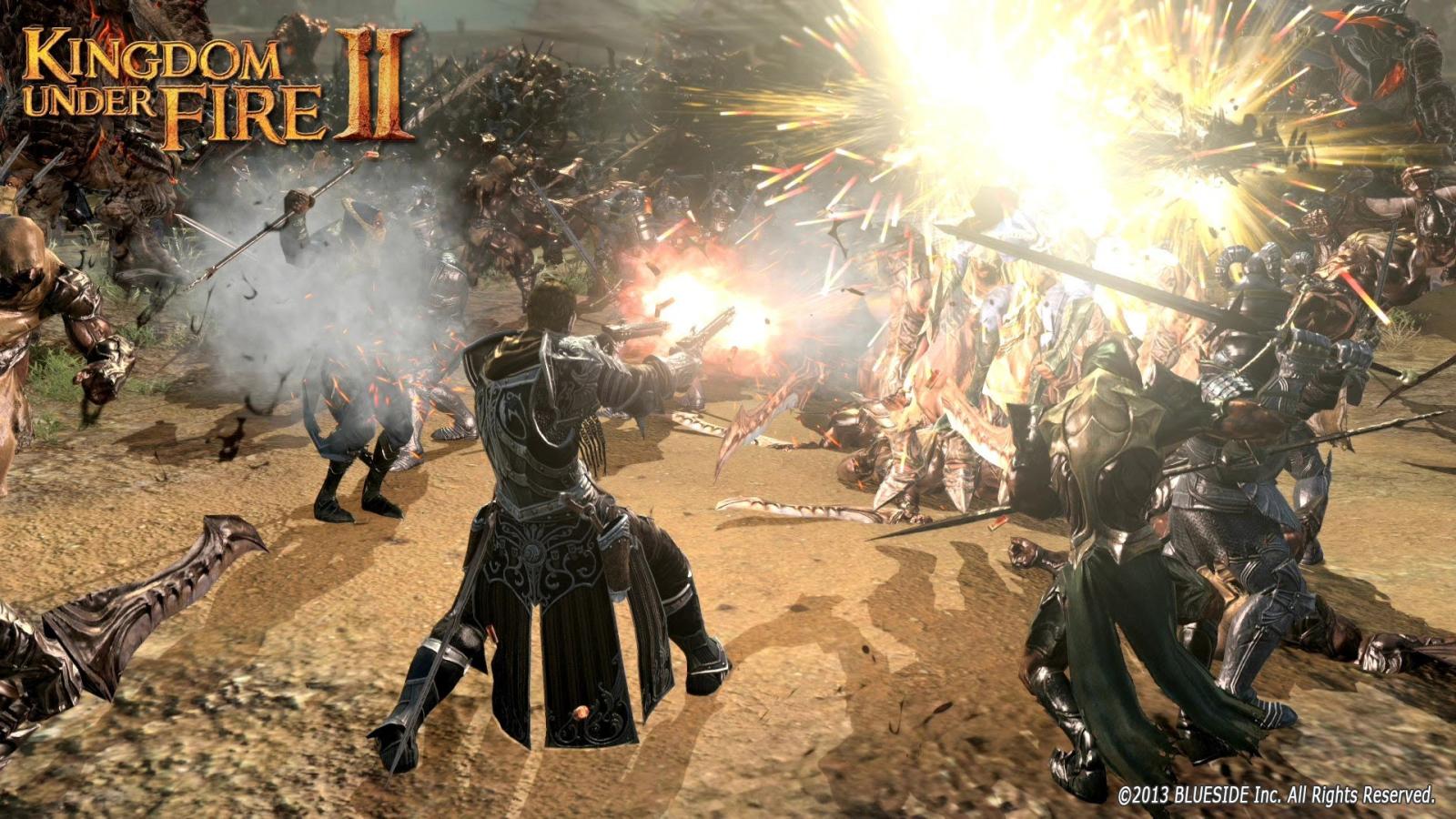 Kingdom Under Fire II - новый класс Ranger