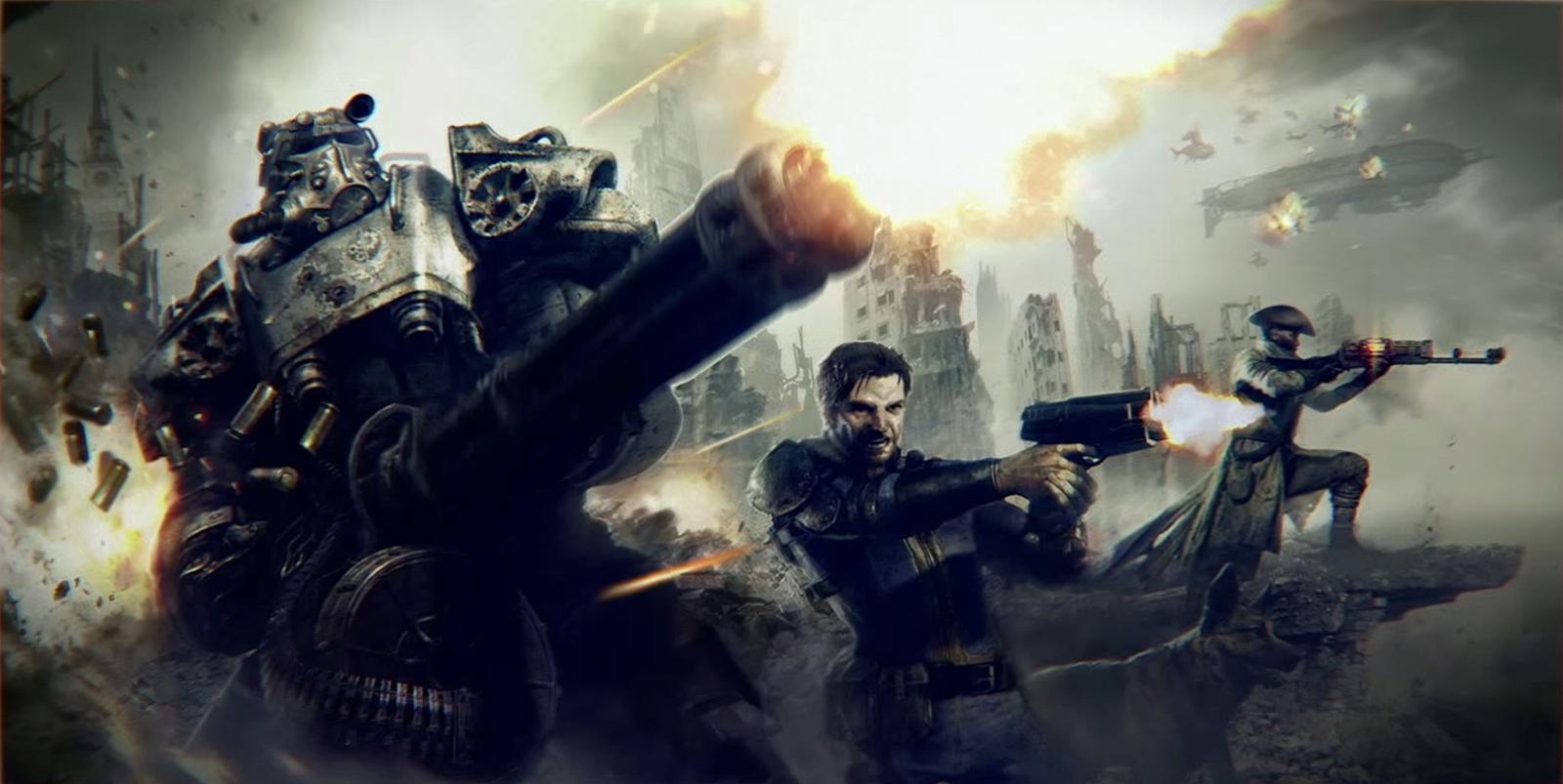 Fallout 4 - может стать `игрой года`