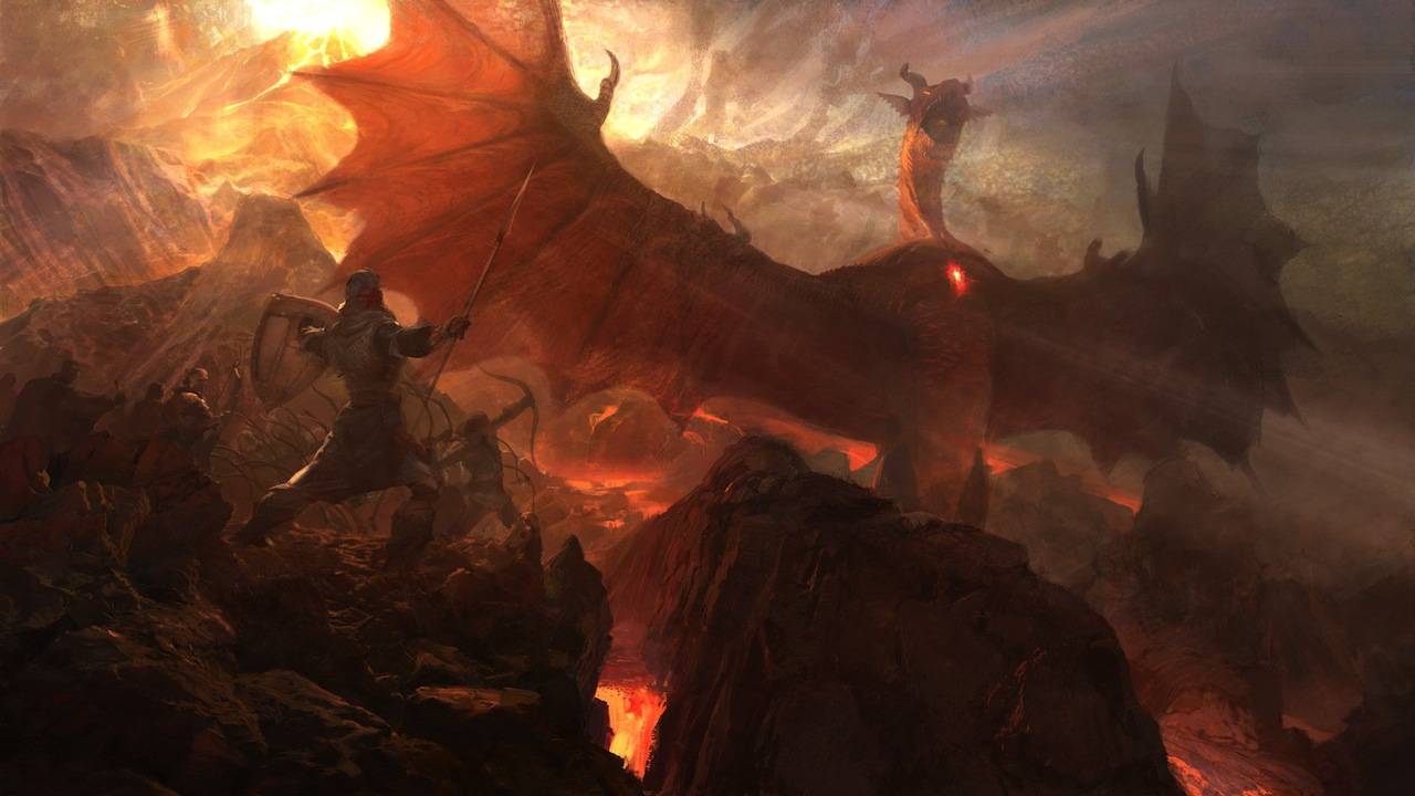 РС-версия игры Dragon's Dogma: Dark Arisen уже доступна