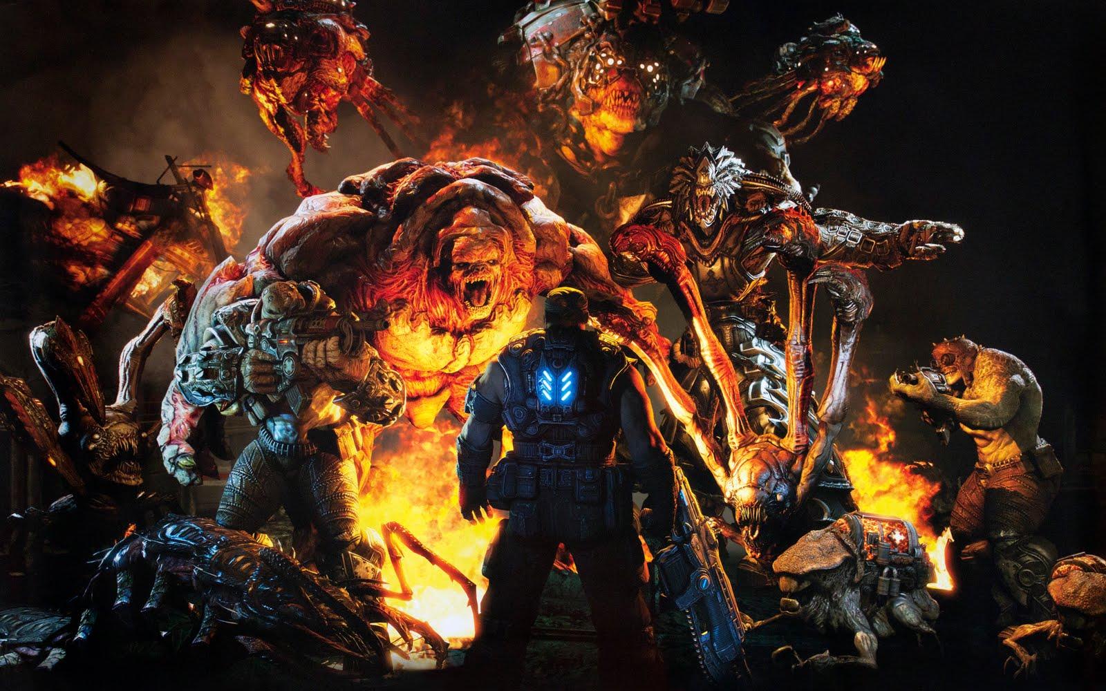 Gears of War 4 - перенос даты выхода