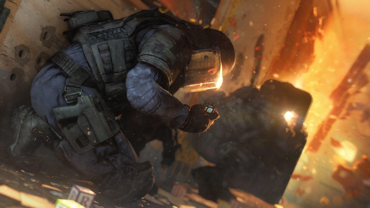 Tom Clancy's Rainbow Six Siege - небольшое обновление
