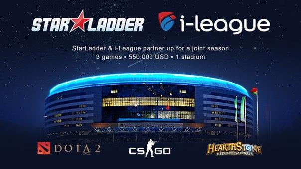 Хайлайты с SL i-League Star Series Season 1