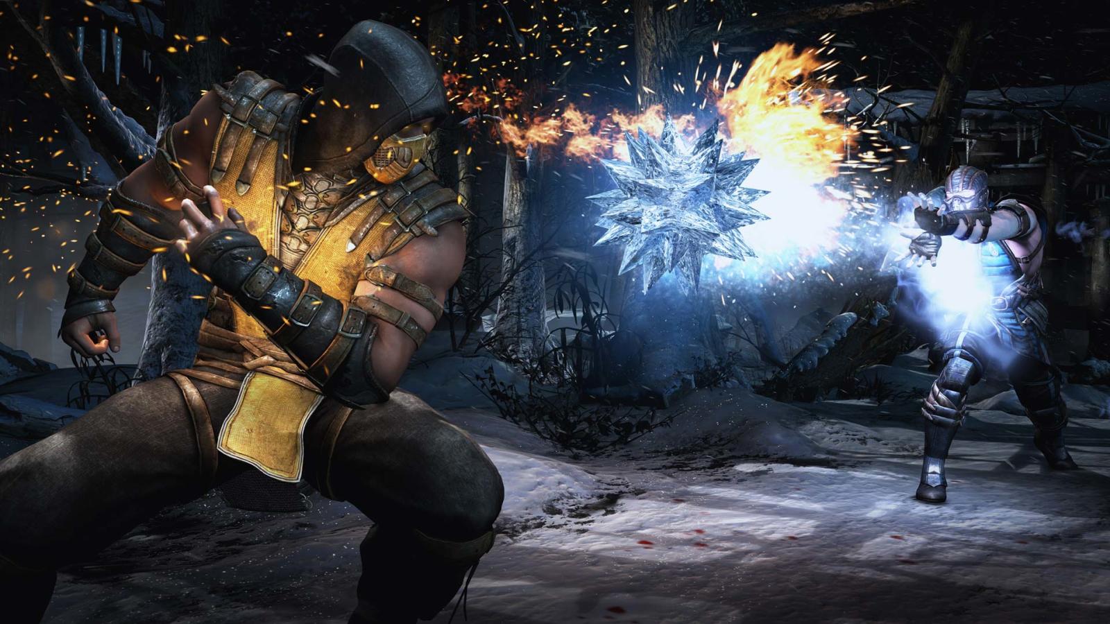 Mortal Kombat X - переиздание игры выйдет весной