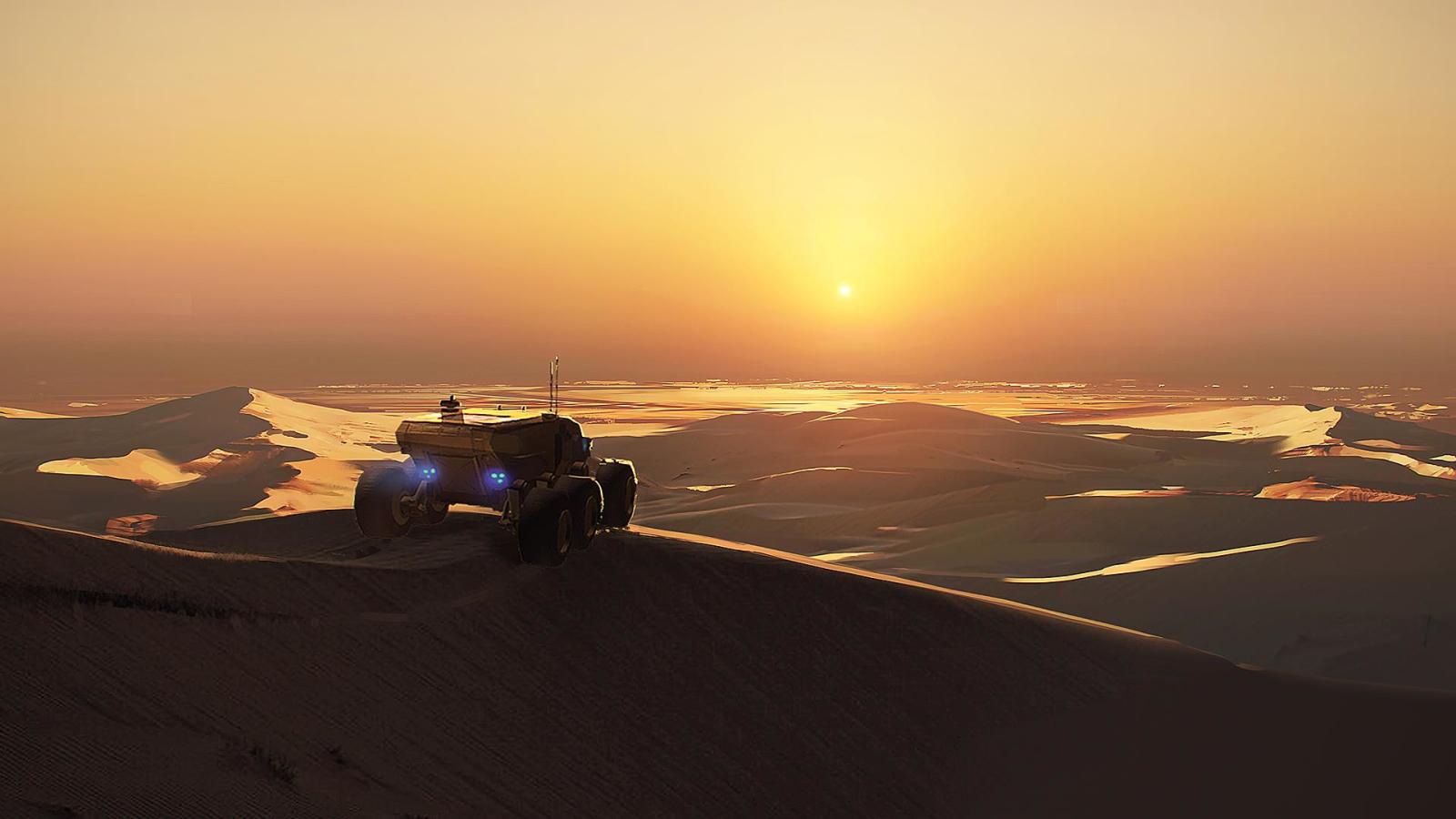 Homeworld: Desert of Kharak - релиз игры