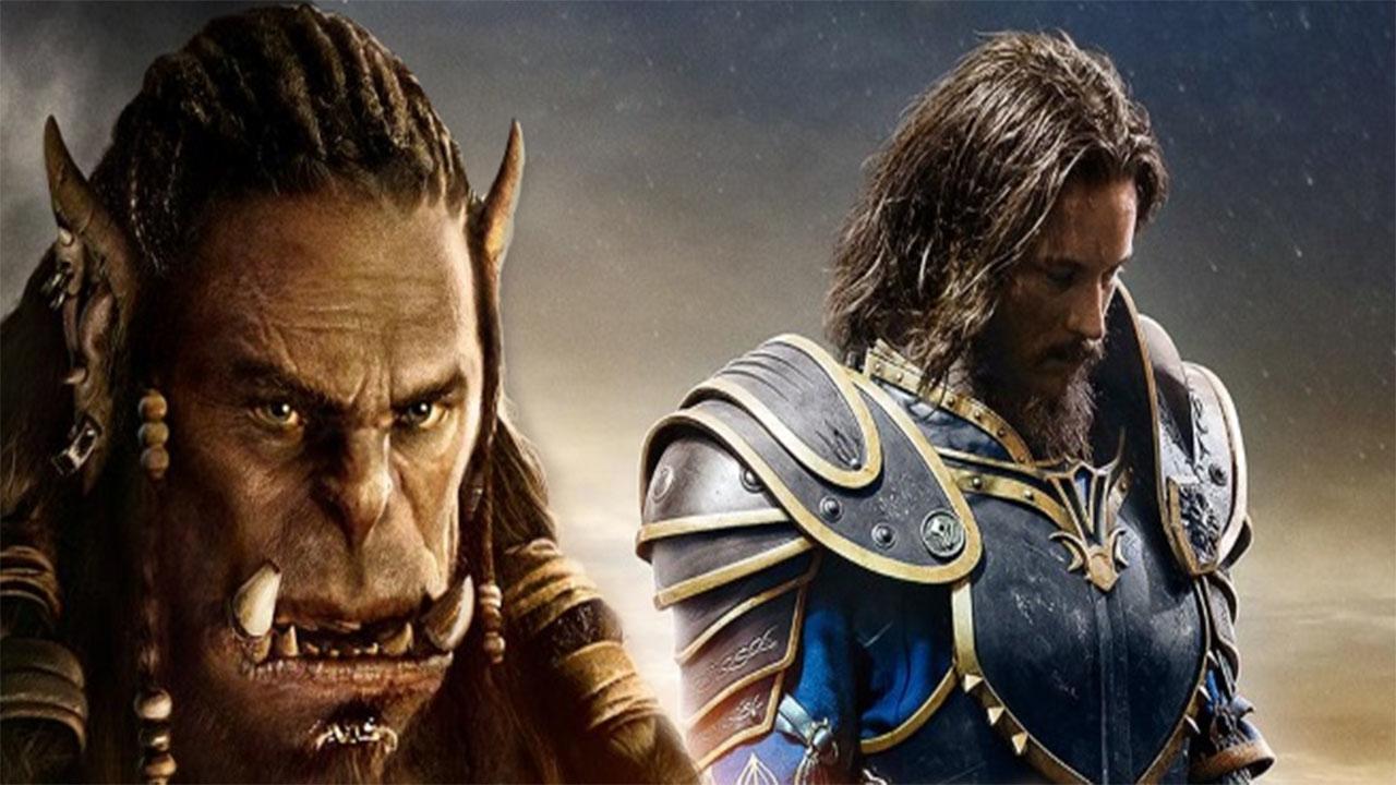 World of Warcraft - свежие кадры из фильма