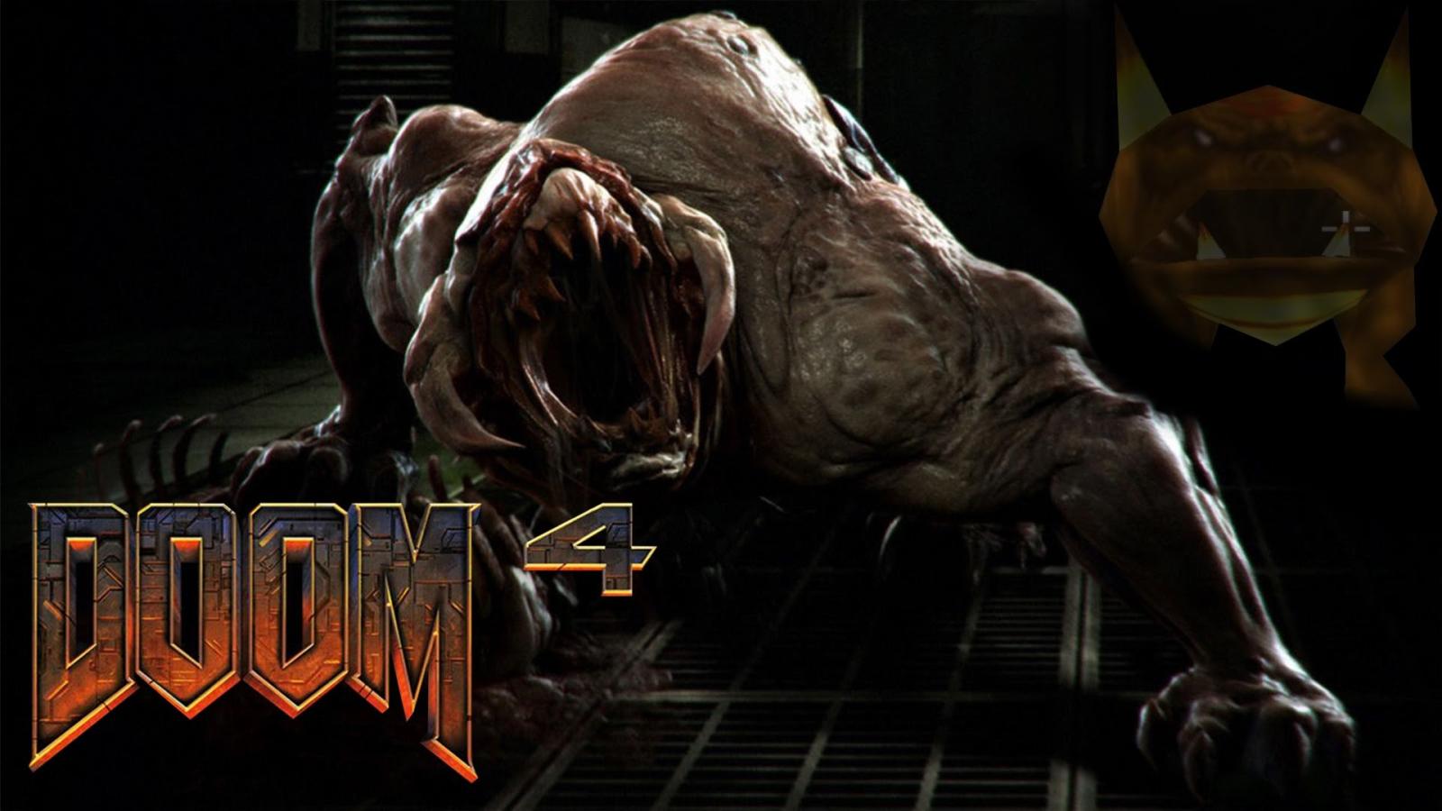 Doom 4 - сражаться станет труднее