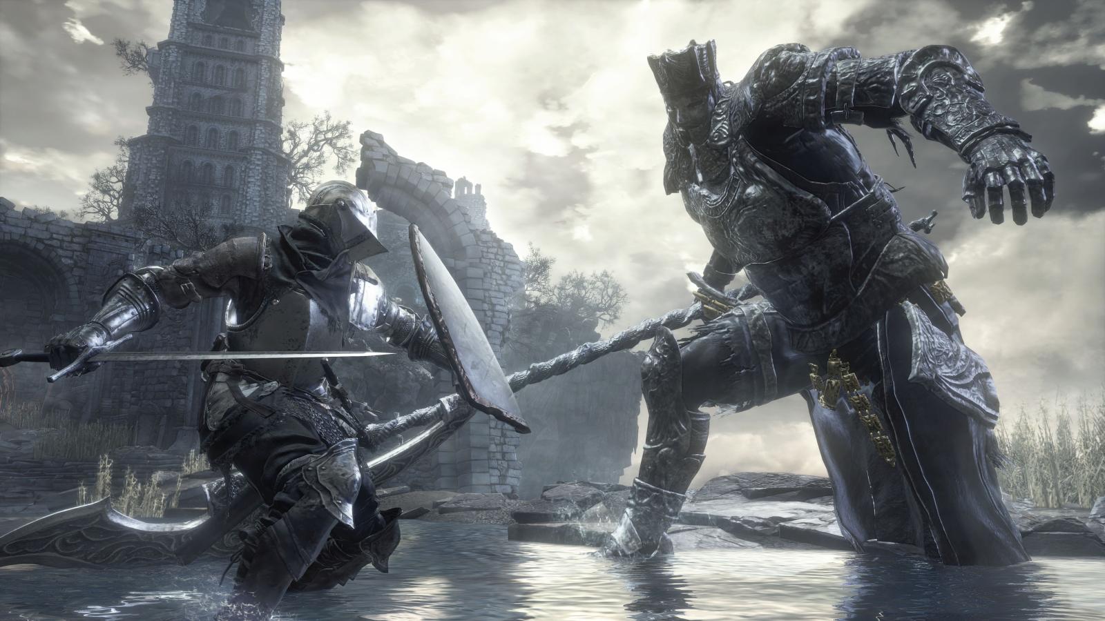 Dark Souls 3 - новые скриншоты.