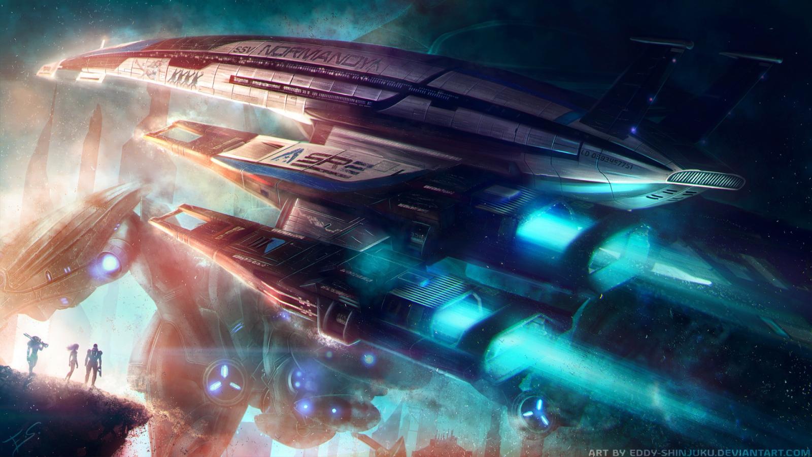 А возможен ли вообще Mass Effect?