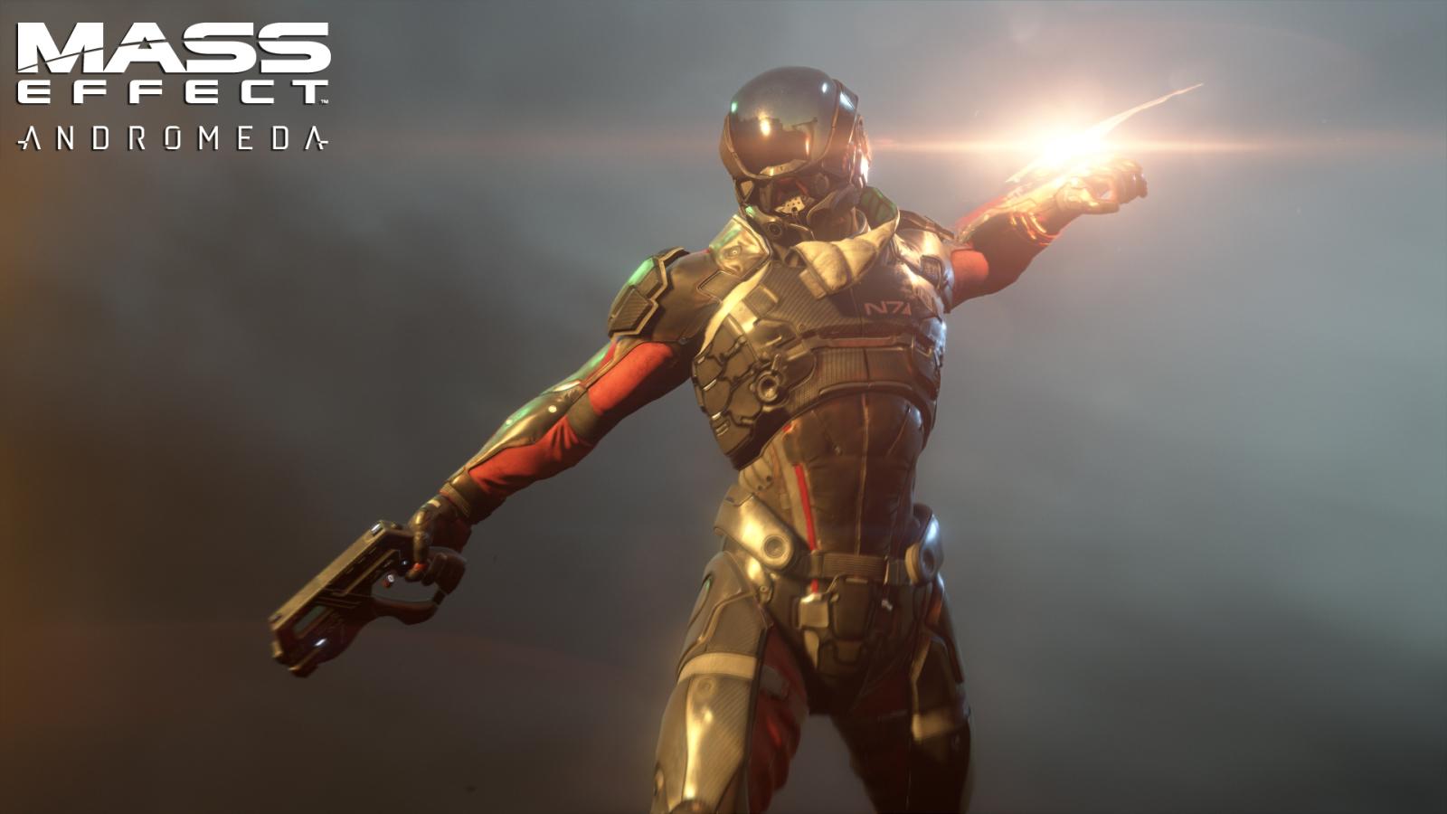 Финал Mass Effect 3 никак не повлияет на события Mass Effect: Andromeda