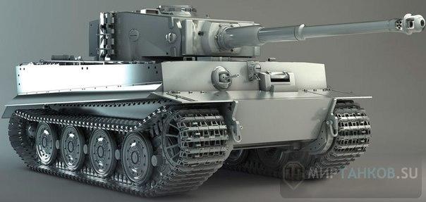 Tiger 1 гайд по танку