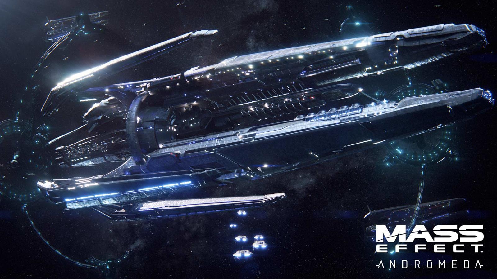 Послевыходные андромедные думки - или так ли плоха Mass Effect Andromeda