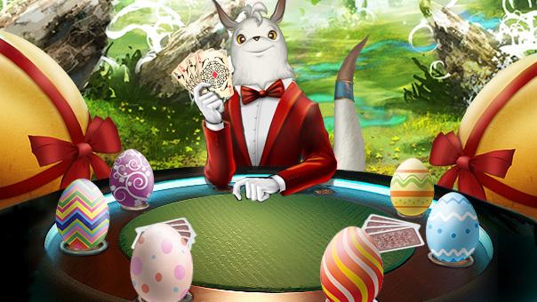 Игральные карты и пойманные свинки: весна в Aion