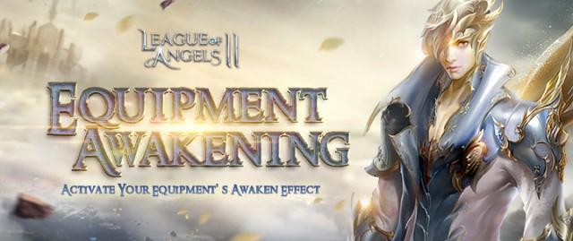 Разбуди в себе исполина: обновление League of Angels II