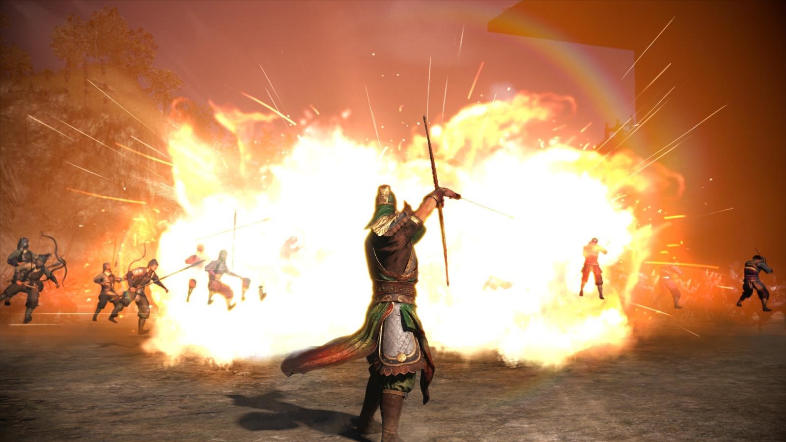 День открытых дверей: чего ждать от Dynasty Warriors 9