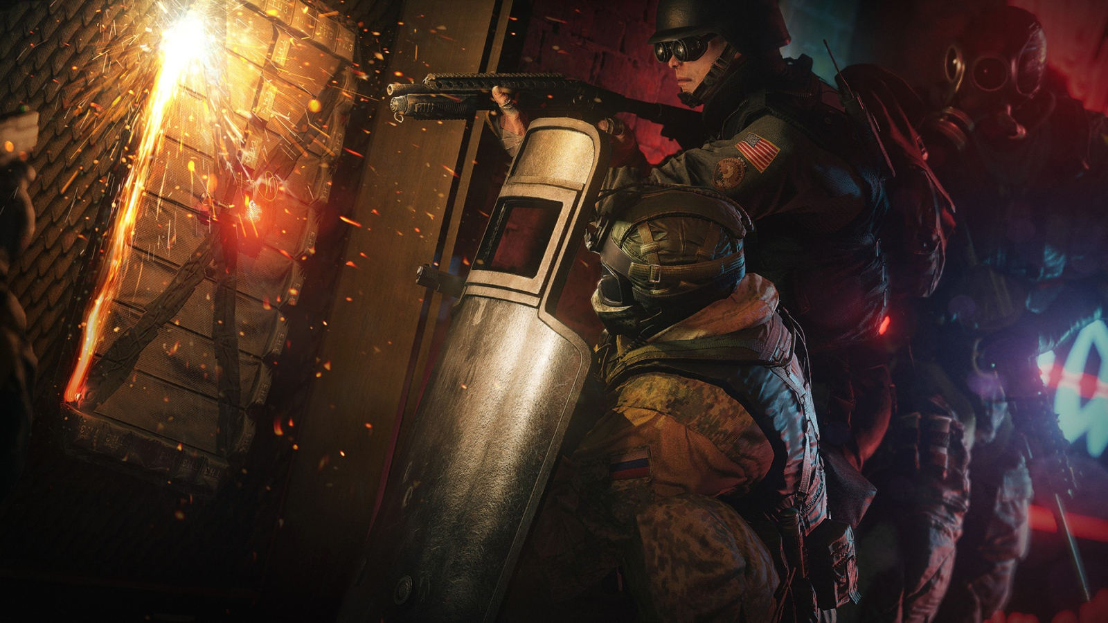 Ubisoft перенесла дату двух сезонов ради доработки Rainbow Six Siege