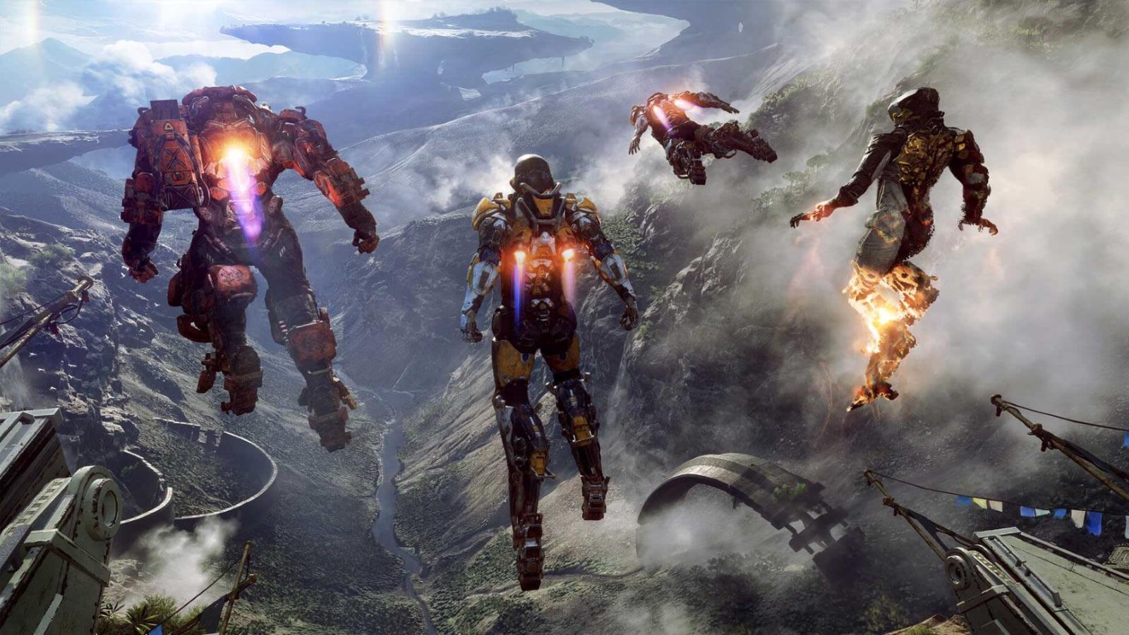 Дай им шанс: что ждёт поклонников BioWare в Anthem