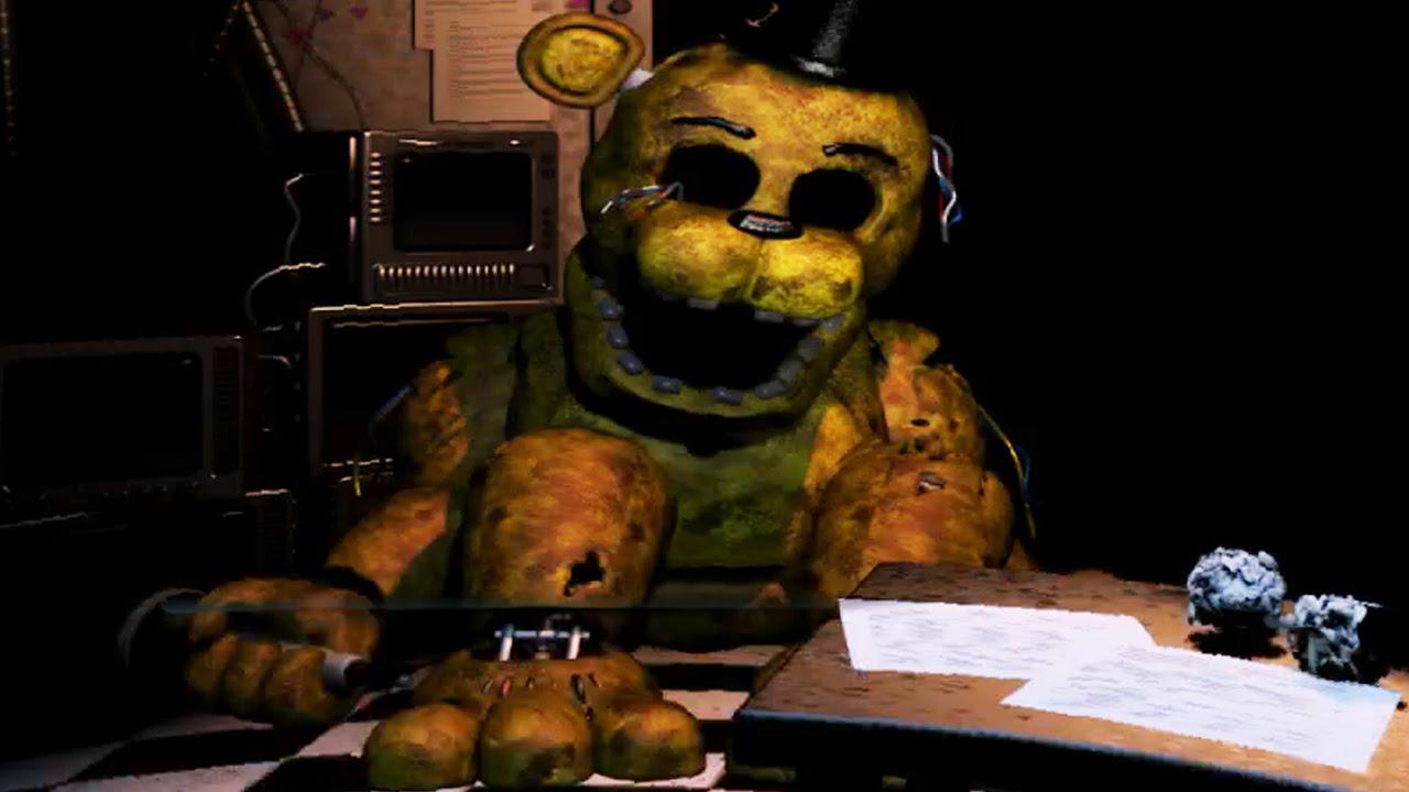 Сдаться — не значит проиграть: автор Five Nights At Freddy's о своём новом проекте