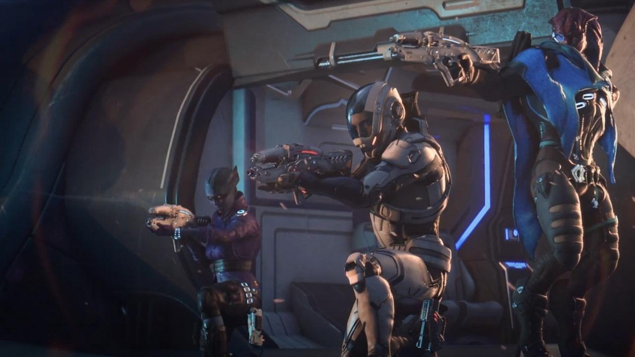 Эта записка самоуничтожится через 5 секунд: вышла ознакомительная версия Mass Effect: Andromeda