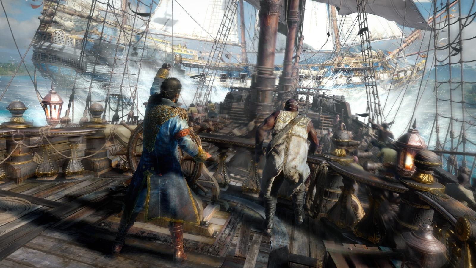 Поднять паруса: Ubisoft поделилась информацией о Skull & Bones