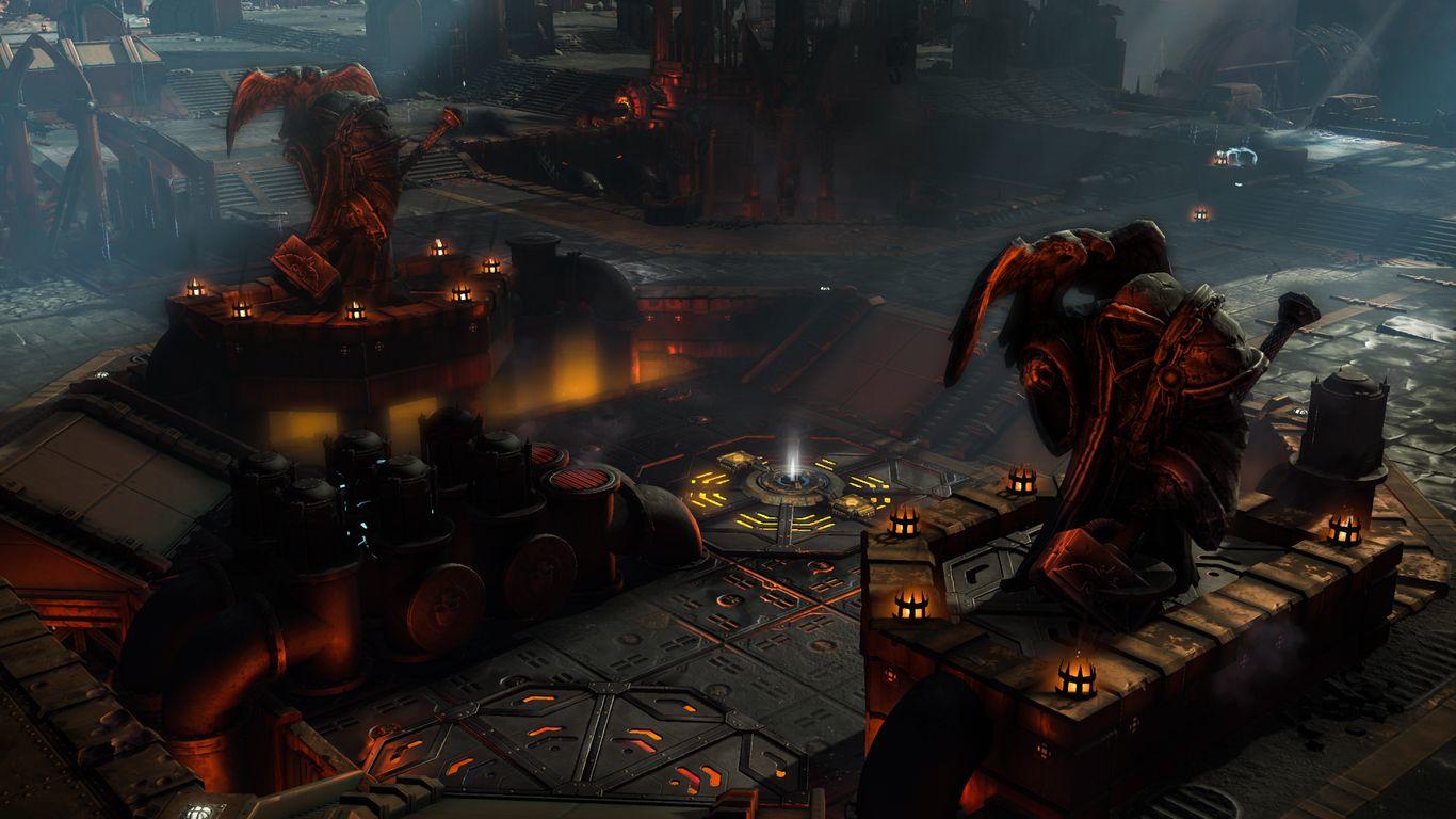 Охотники за жуками: вышел патч Warhammer 40000: Dawn of War 3