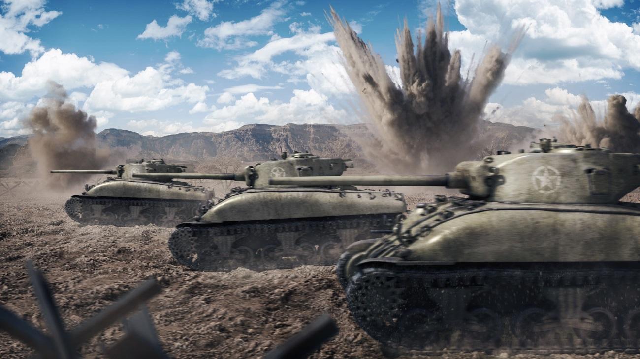К оружию: объявлена регистрация для третьей недели турнира по World of Tanks