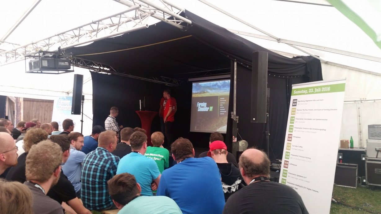 Смотри и учись: презентации разработчиков Farming Simulator поступили в продажу
