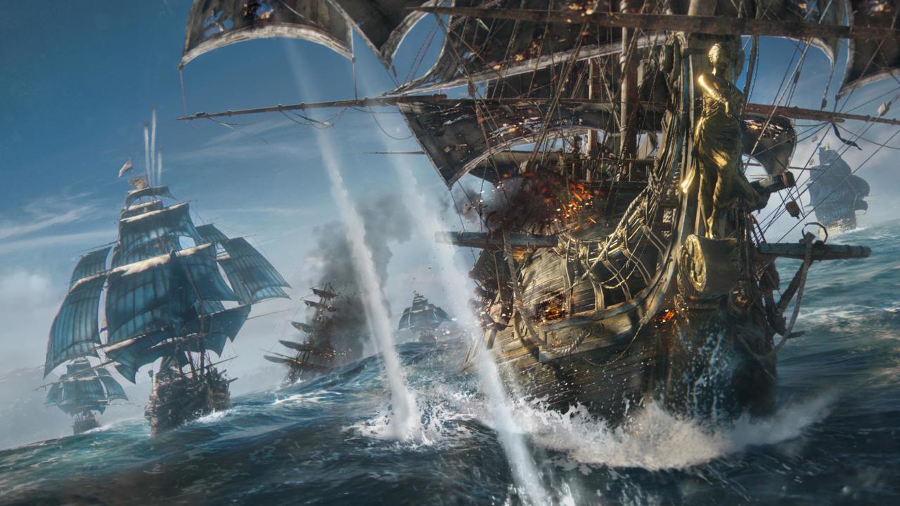Бесконечная история: Ubisoft объявила сюжетную кампанию Skull & Bones совместной и вечной