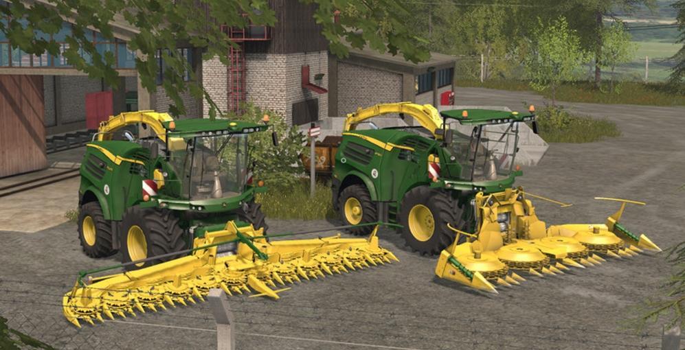 Кончен бал: в сети появился мод John Deere 8000 V3 Final Beast Pack для Farming Simulator 17