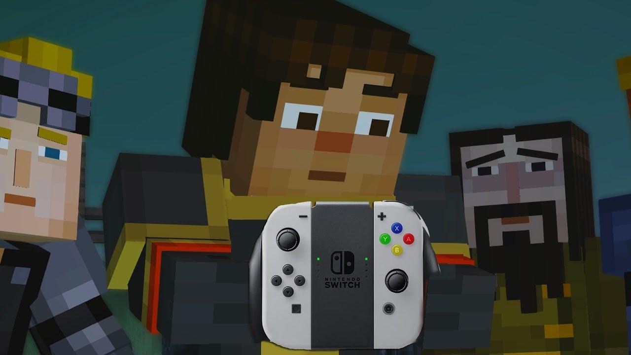 Новый метал, игра всё та же: как перенести сохранения Minecraft с Wii U на Switch