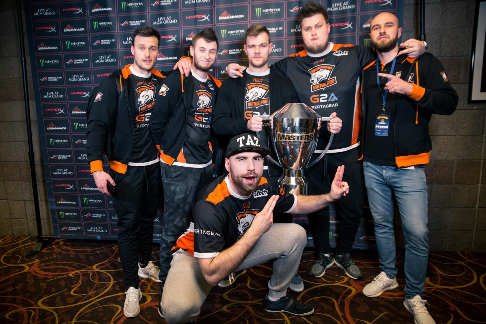 У них не было никаких шансов: объявлен победитель DreamHack Masters: Malmö 2017