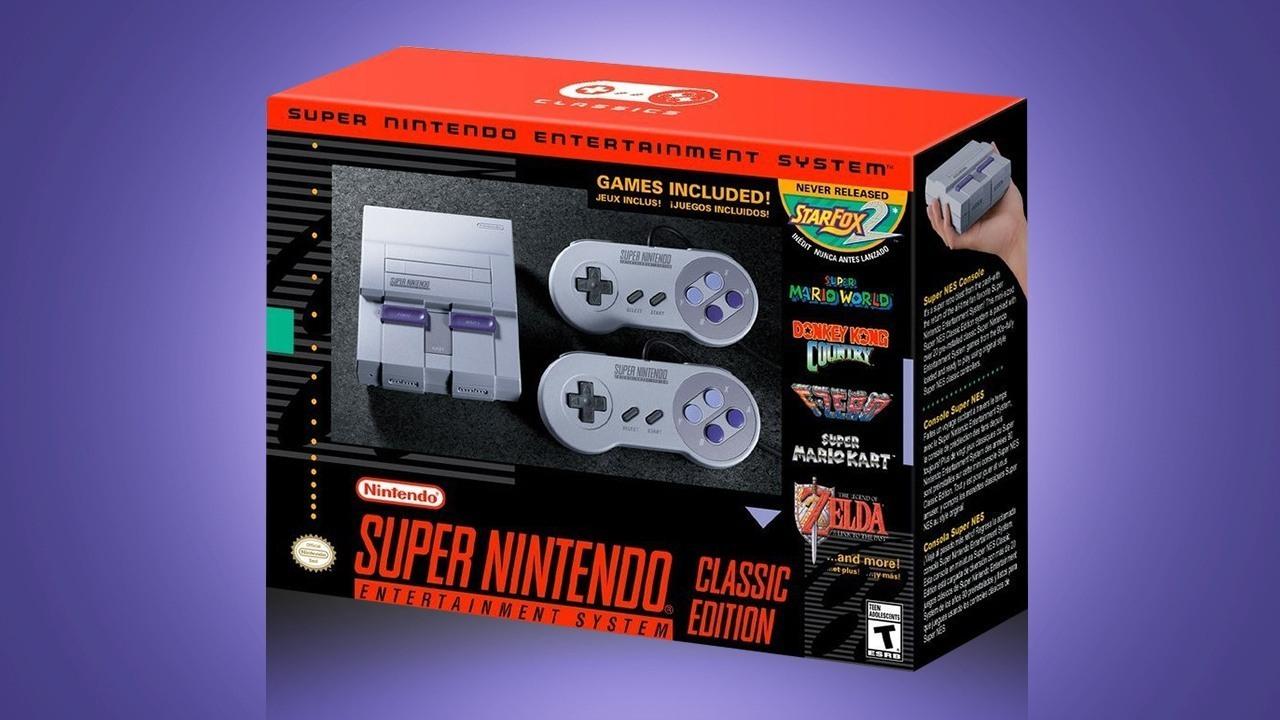 Полный аншлаг: клиенты John Lewis пожаловались на невозможность купить SNES Classic Mini