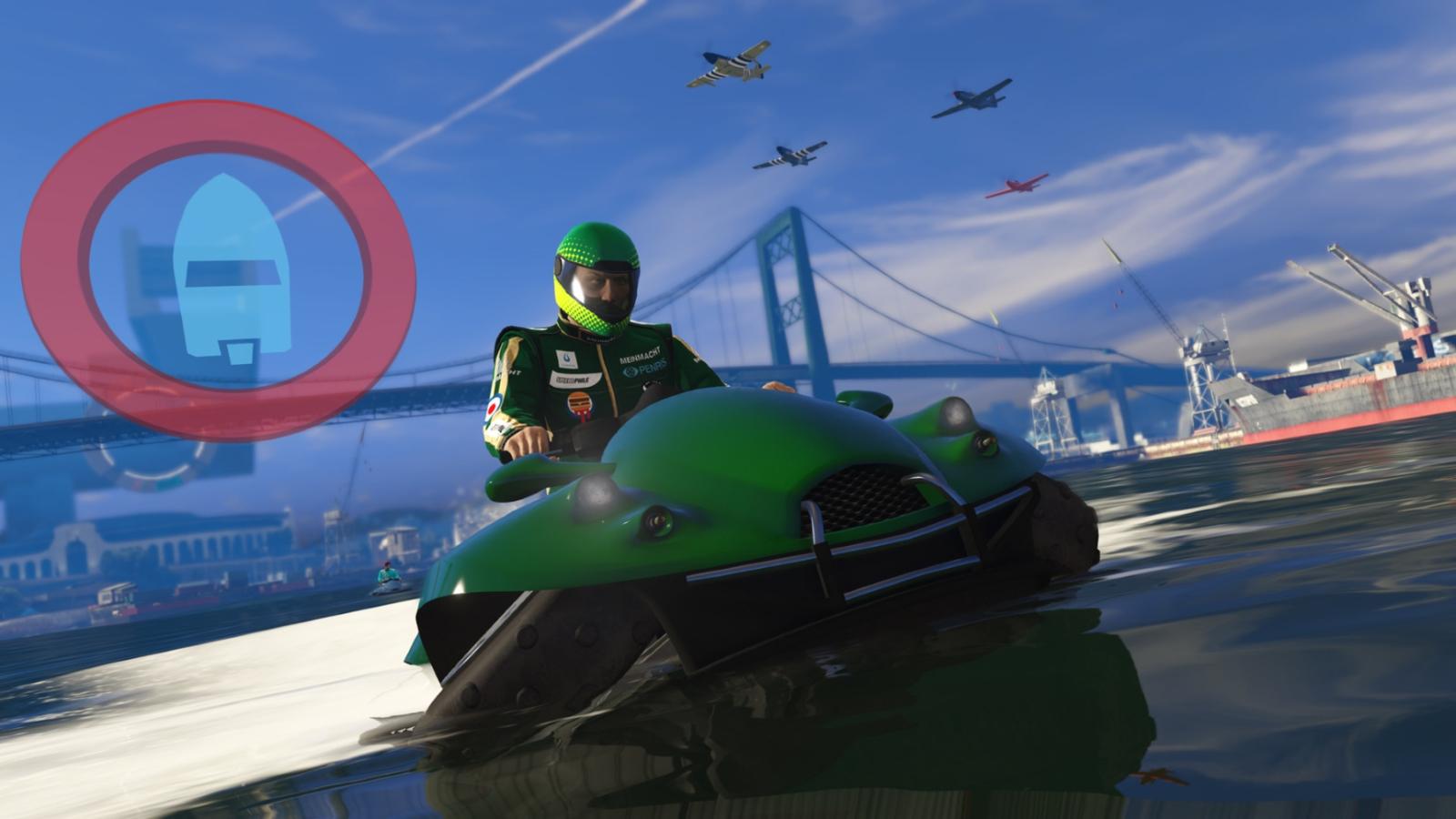 Сломя голову: вышло крупное обновление GTA Online