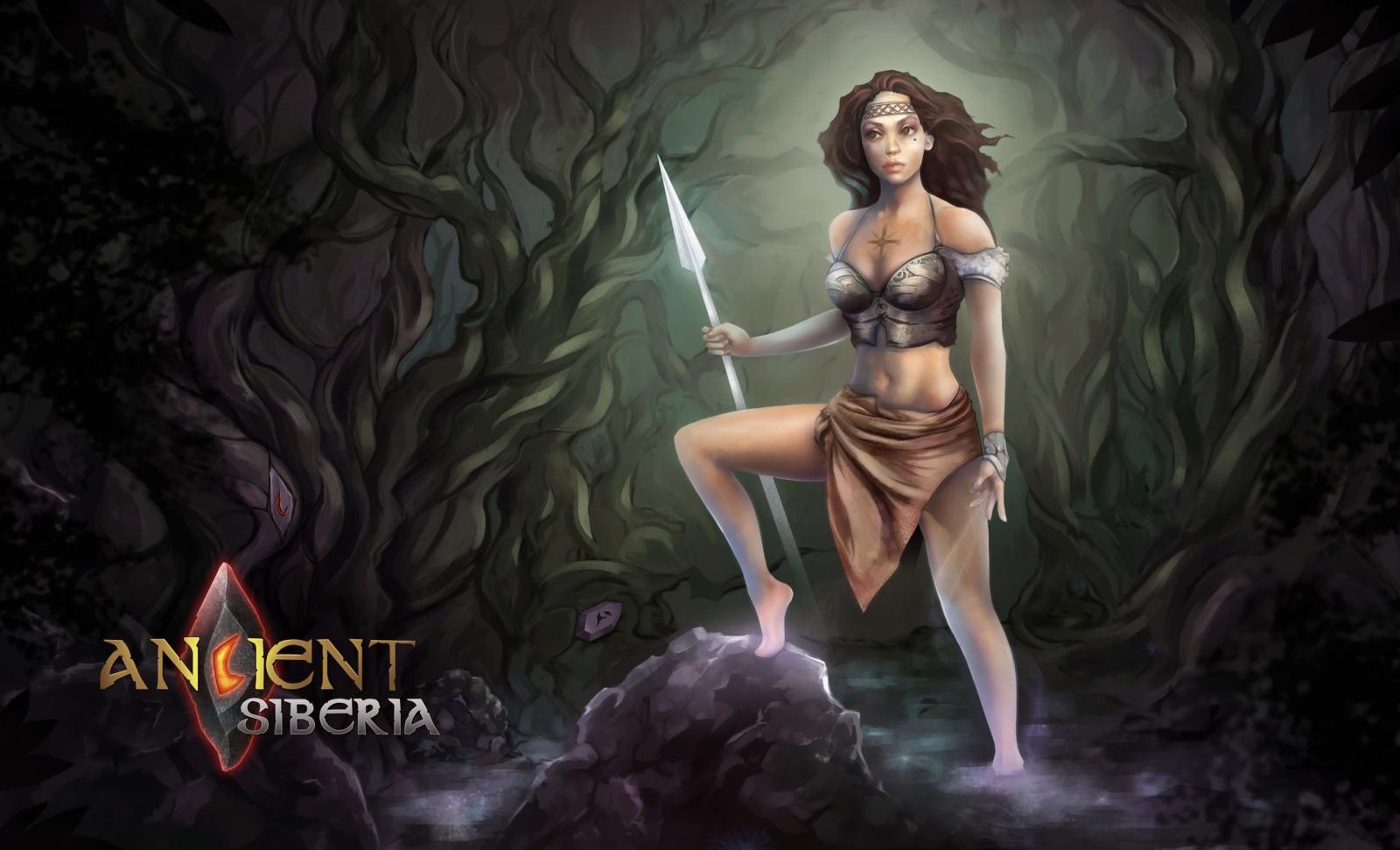 Внешность персонажей в игре Ancient Siberia