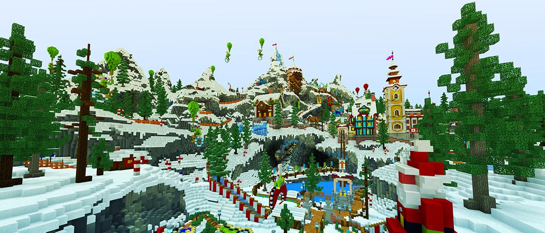 Головоломка: обновление Minecraft Marketplace