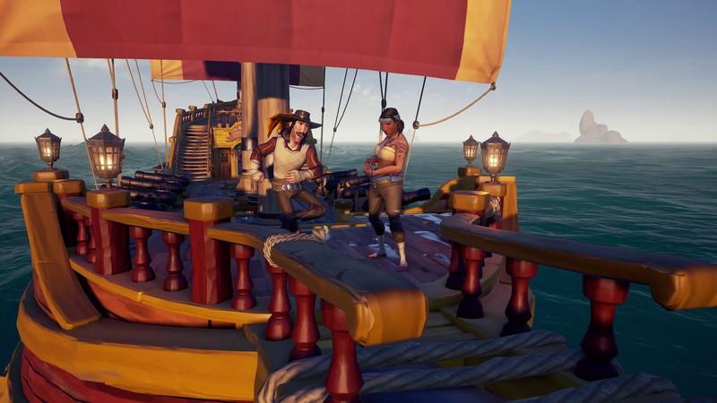 Счастливого плавания: вышел патч 1.0.2 для Sea of Thieves