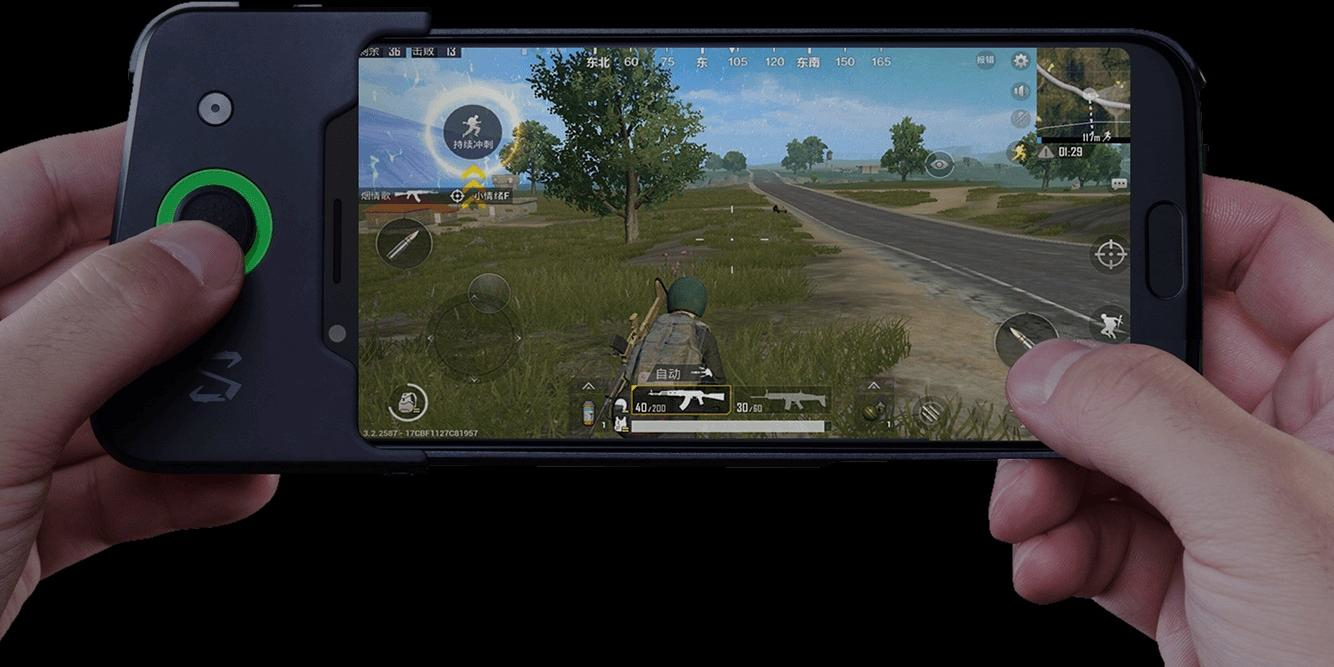 Новый игрок: характеристики Xiaomi Black Shark