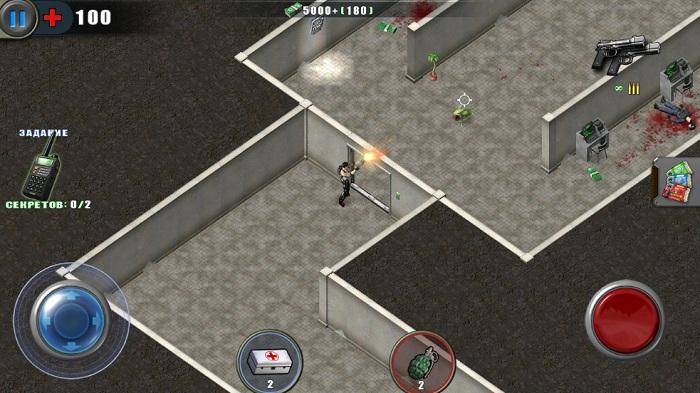Коварная зелень: обзор Alien Shooter для Android