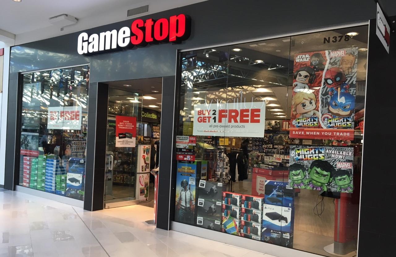 Цена веселья: летняя распродажа 2018 года в GameStop