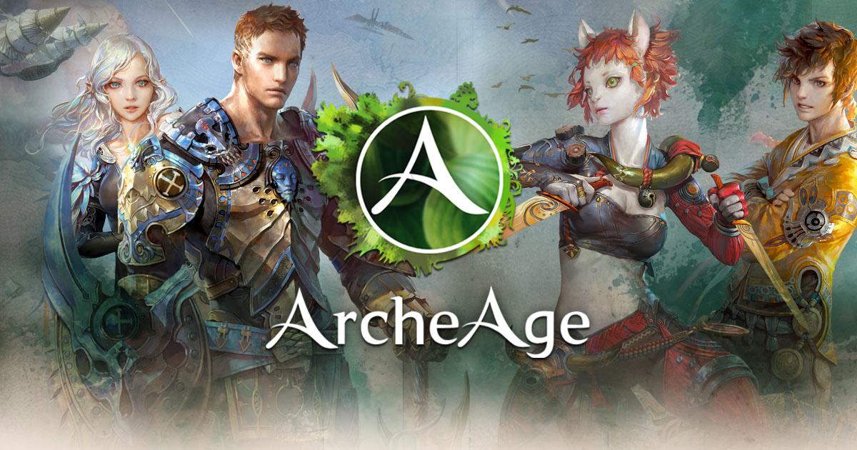 ARCHEAGE  Ролевая онлайн-игра в фэнтезийном сеттинге