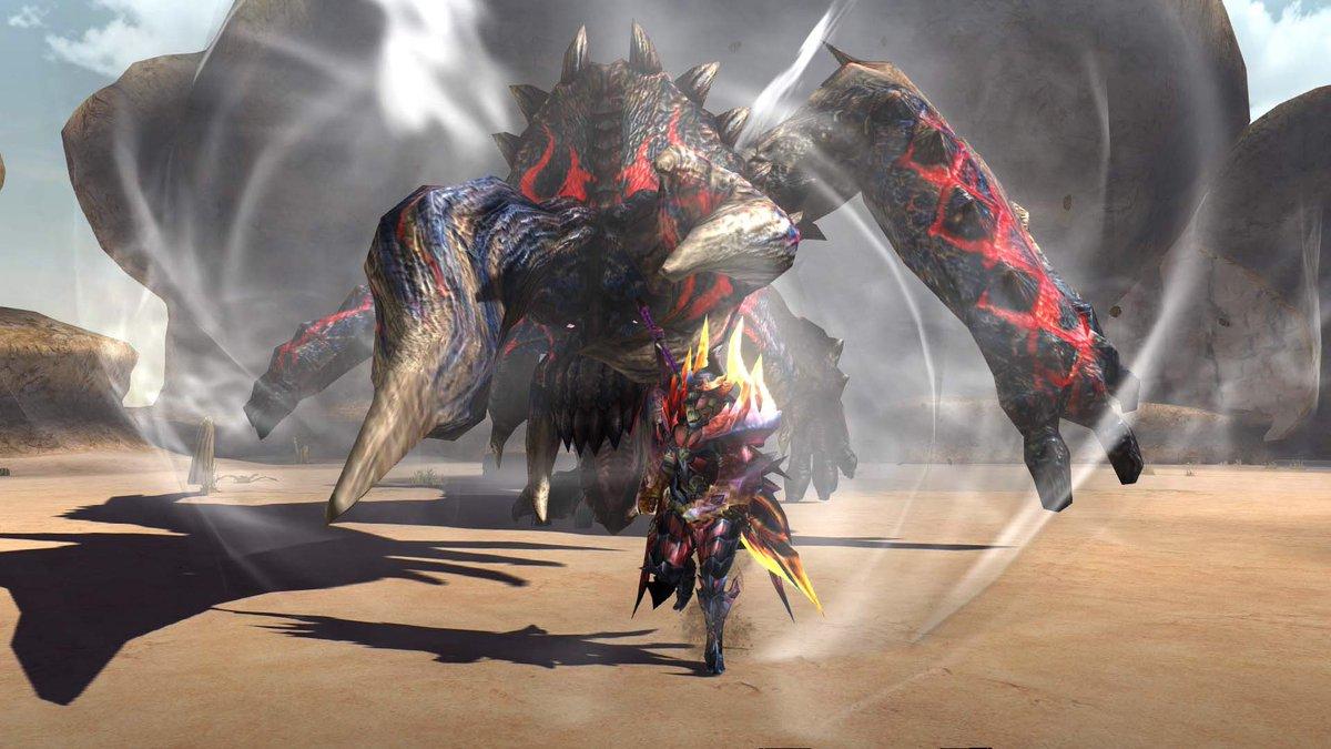 Из огня да в полымя: гайд по переносу сохранений Monster Hunter Generations