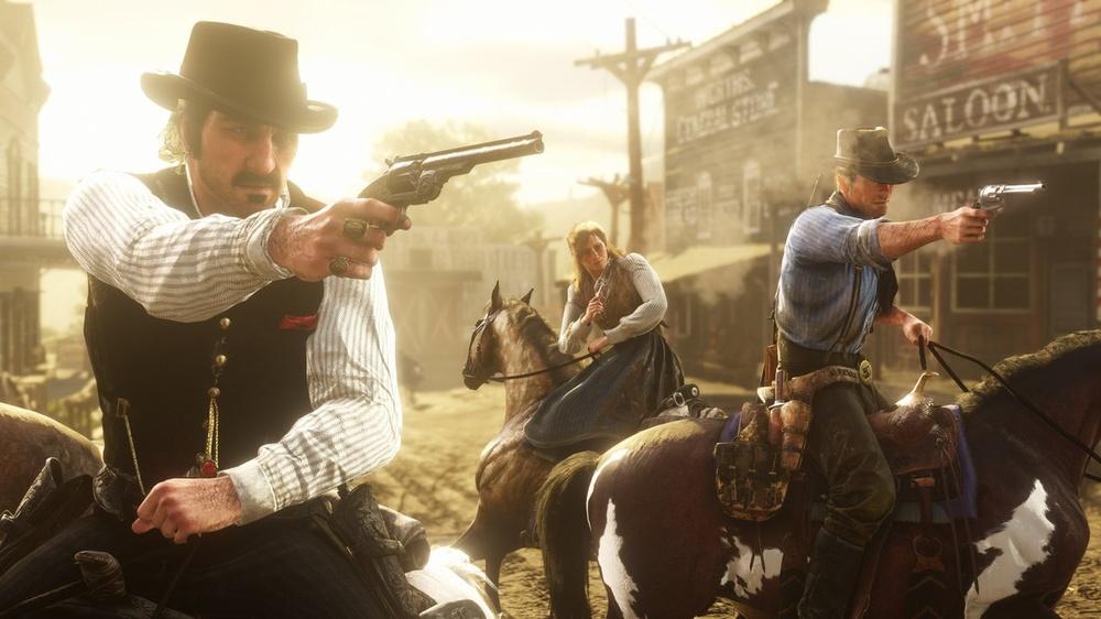 Все равны: Rockstar поделилась своими планами на обновления для GTA Online и Red Dead Online