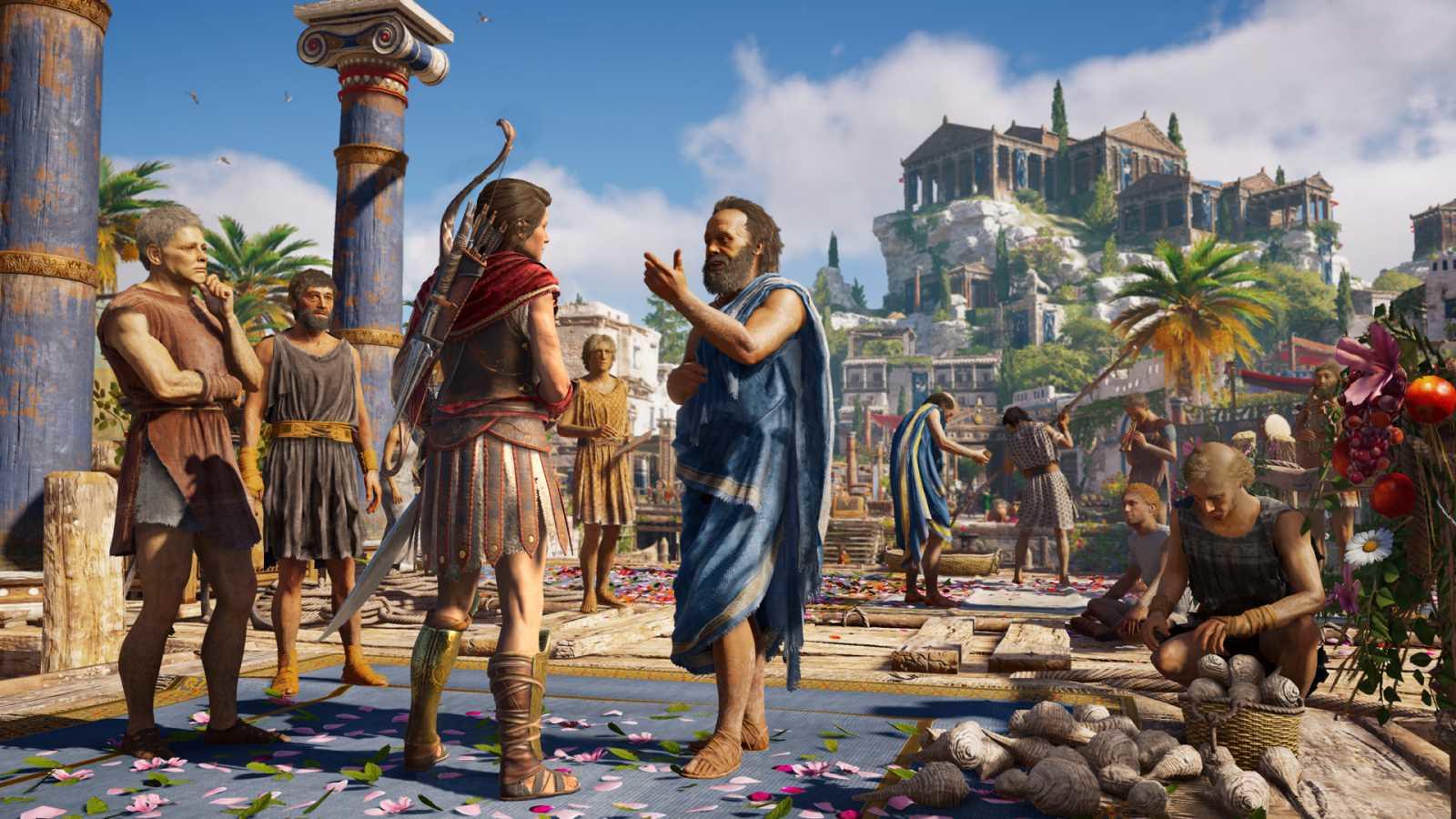 «Он важен для социального аспекта гейминга»: Ubisoft рассказала о мультиплеере в Assassin's Creed