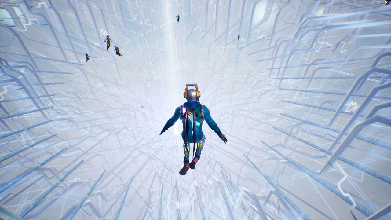 Сияние: Куб над «Подлым прудом» отправил фанатов в мир света