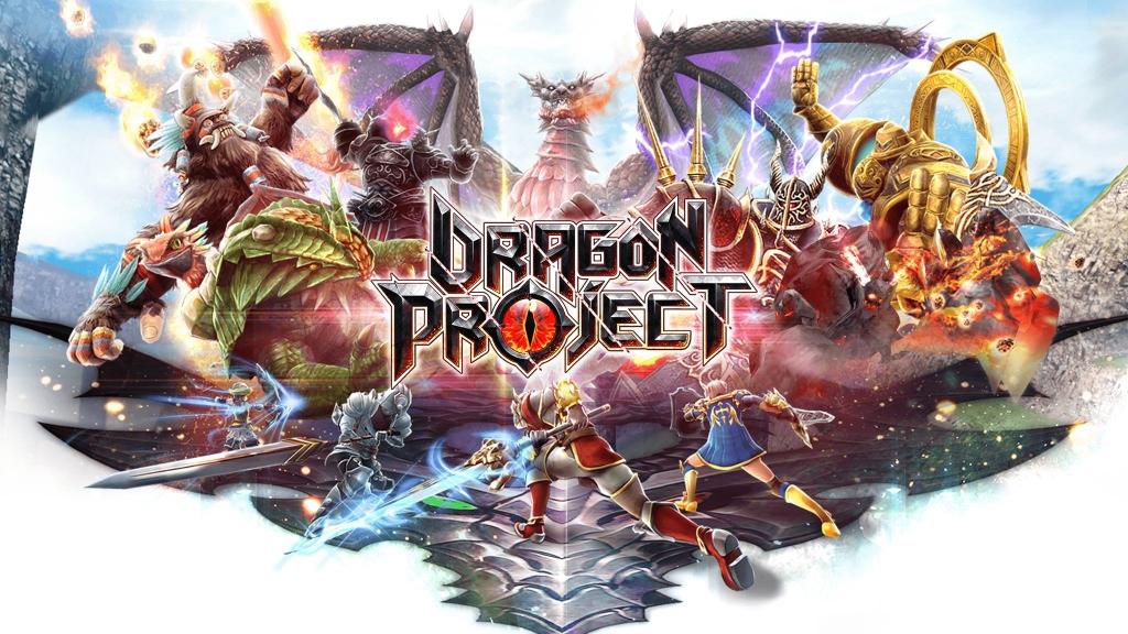 Бои чудовищ: кооперативная Action-RPG Dragon Project обновилась
