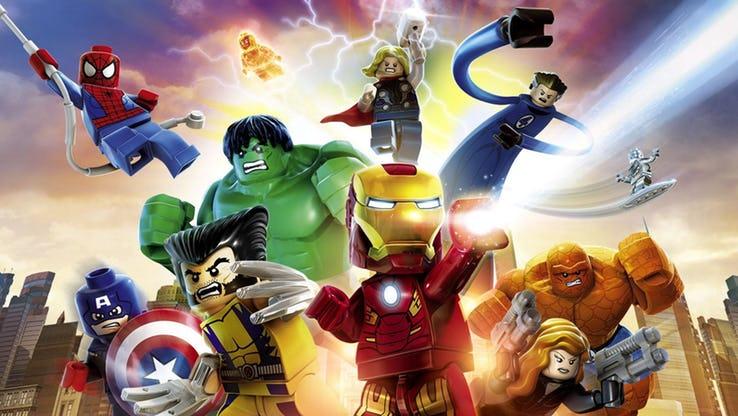 Новая эра супергероев: пять лучших игр Marvel по версии ScreenRant