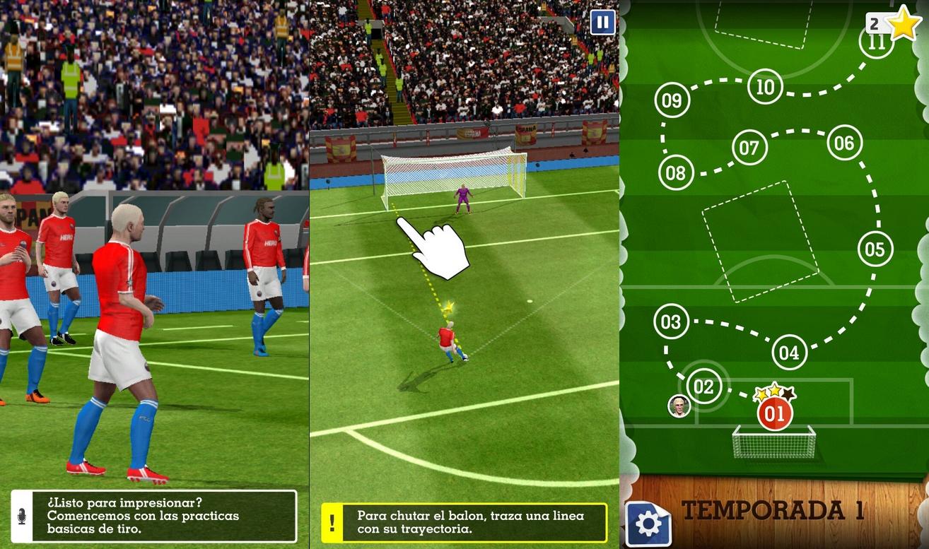 Время катать мяч: два лучших футбольных симулятора по версии Android Central