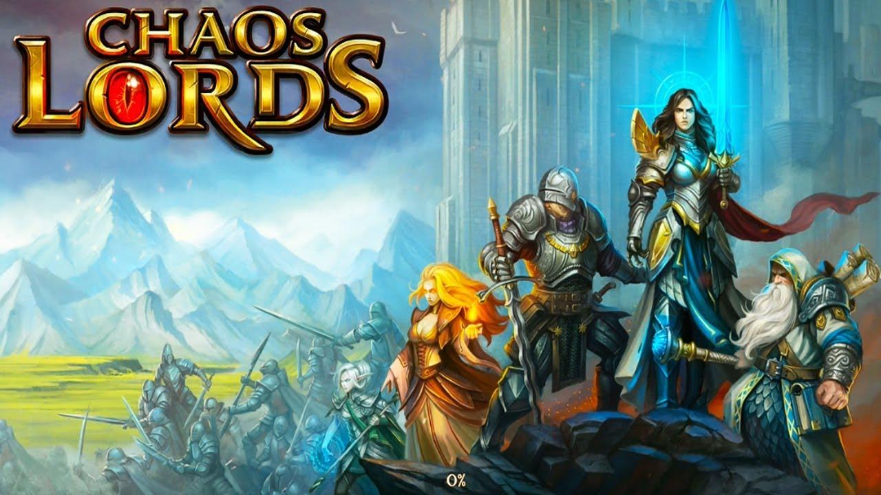 «Стратегическая RPG в реальном времени»: история игры Chaos Lords